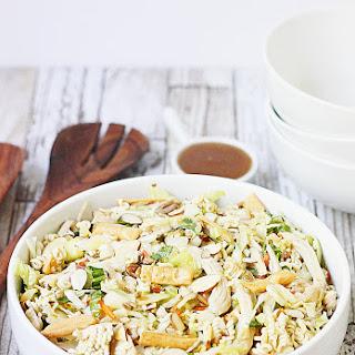 Easy Asian Ramen Salad Recipe