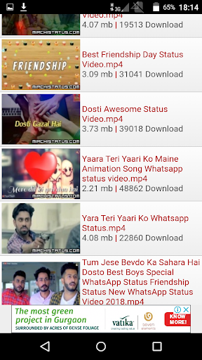 Download New Whatsapp Status 2019 Videos Apk Full Apksfullcom