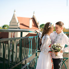 Wedding photographer Nadezhda Zakus (Zakus). Photo of 08.10.2016