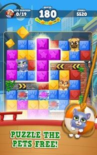 Pet Rescue Puzzle Saga - AppRecs