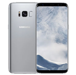 Samsung Galaxy S8 Plus 64GB Arctic Silver (A+)