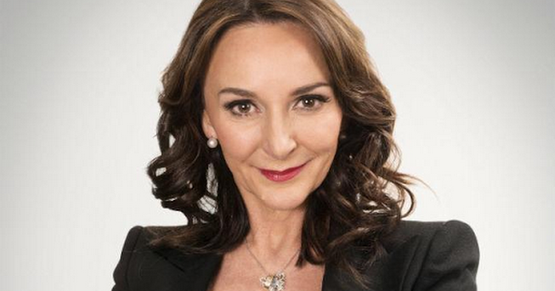 Shirley Ballas is having acting lessons