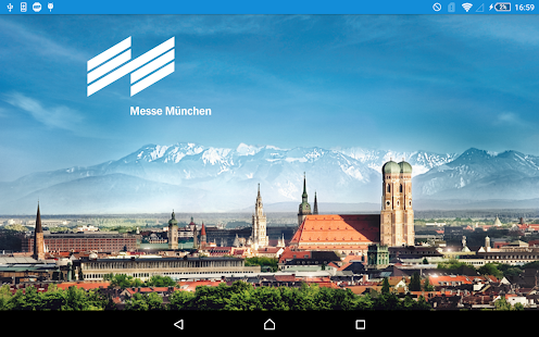Messe München - Munich Guide- screenshot thumbnail