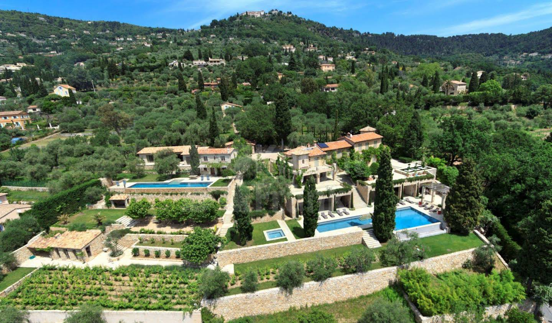 Villa avec terrasse Grasse