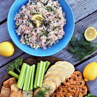 Smoked Salmon Dip Recipe