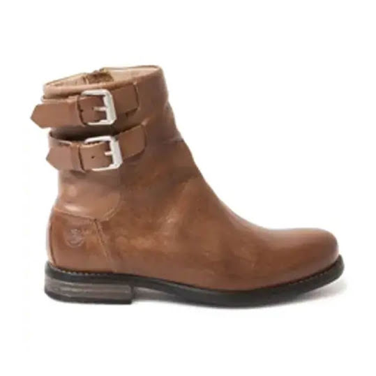 Sneaky Steve Coney Boots Dam Light Brown Stl: 38