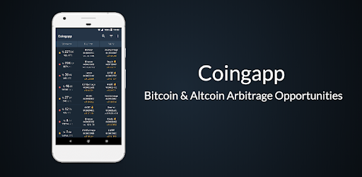Coingapp - Crypto Arbitrage Opportunities - Apps on Google Play