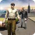 Crime City Mafia Gang War Car Theft Gangster Games icon