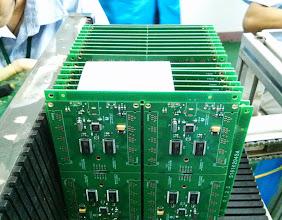 Photo: Lightpack assembling after SMT line