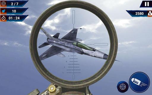 Jet Sky War Commander 2020 - Jet Fighter Games 1.0.3 screenshots 10