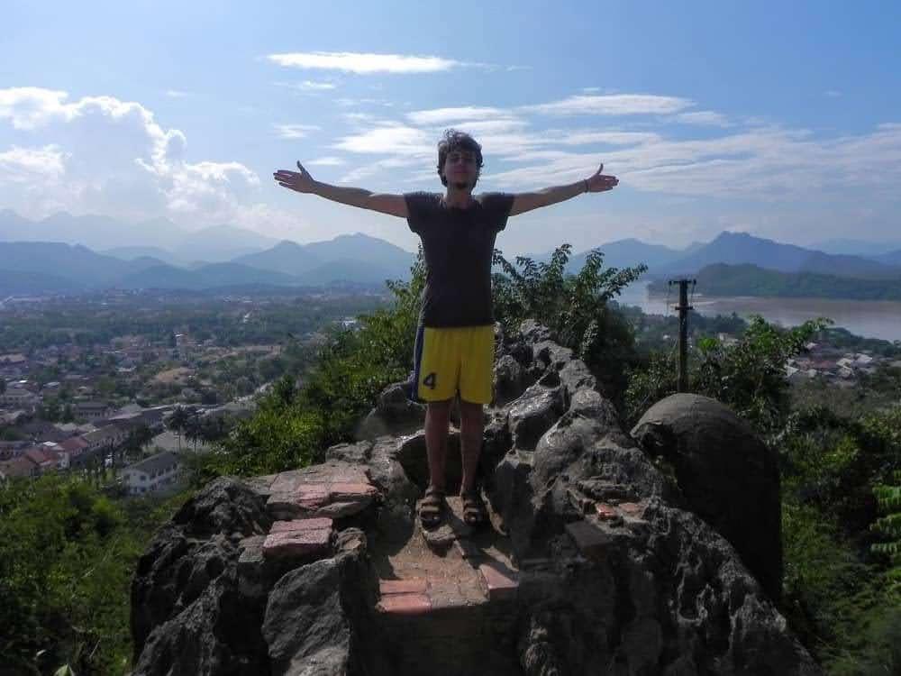 Phou Si Mountain Luang Prabang
