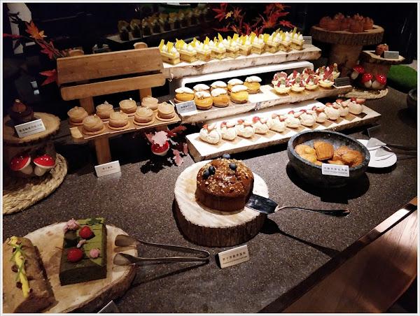 晶英酒店-原味法國•杜樂麗花園下午茶~美的像藝術品般的法式甜點,就在台南!