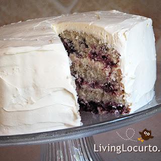 Fresh Blackberry Cake – Homemade