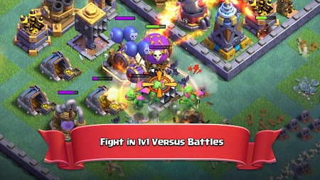 Clash of Clans APK screenshot thumbnail 5