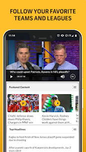 NBC Sports Scores 5