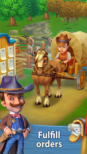Wild West: New Frontier screenshot 2