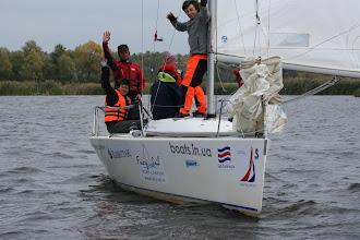 Photo: team DZAR wins the third yachting_rus cup!  photo by Zlata Bredova