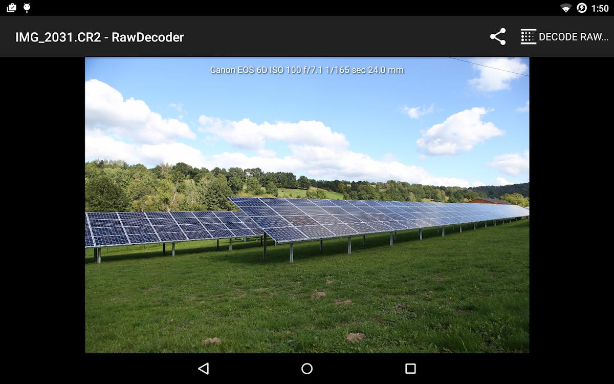 Raw Decoder – (Android تطبيقات) — AppAgg