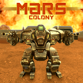 Mars Colony MMO (Unreleased)