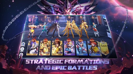Saint Seiya Awakening: Knights of the Zodiac 1.6.45.1 screenshots 3
