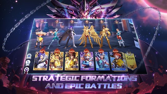 Saint Seiya Awakening: Knights of the Zodiac 3