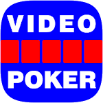 Video Poker with Double Up Icon