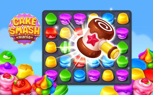 Cake Smash Mania - Swap and Match 3 Puzzle Game apkmr screenshots 14