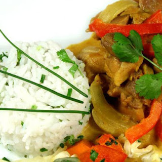 Fragrant Thai Massaman Chicken Curry