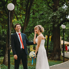 Wedding photographer Valeriya Barinova (splashphoto). Photo of 23.08.2016