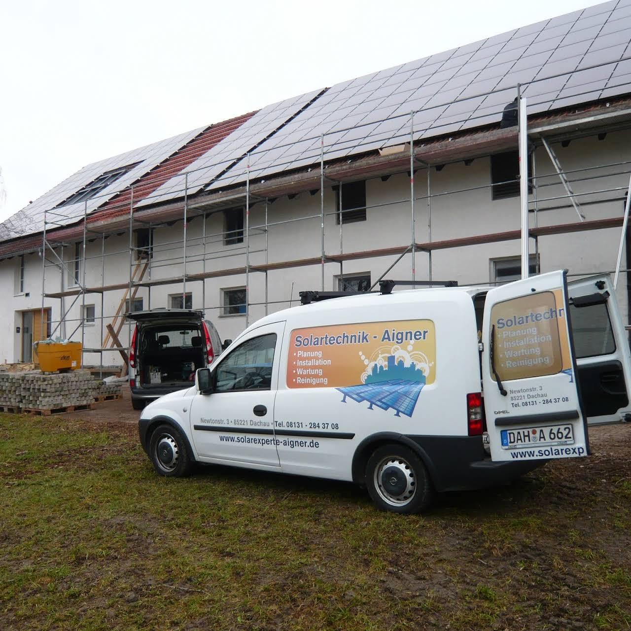 verschiedene Stile Discounter bester Verkauf Photovoltaik - Aigner - Ihr Fachbetrieb für Photovoltaikanlagen ...