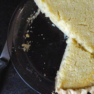 Buttermilk Coconut Pie