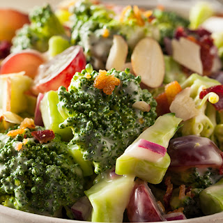 Loaded Broccoli Salad