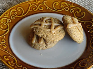 Coffee Laced Ginger Molasses Cookies Recipe
