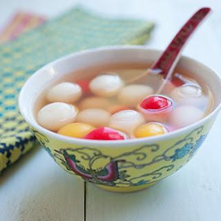 Dongzhi Tang Yuan (Sweet Dumplings)