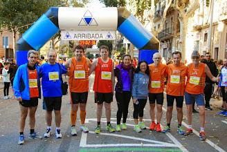 Photo: 35ª Cursa del Clot - Camp de l'Arpa - Verneda 16/11/14