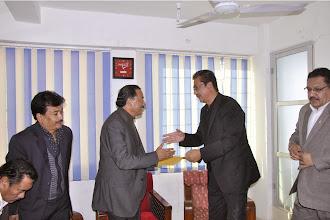 Photo: Meeting with RPP Nepal Chairman