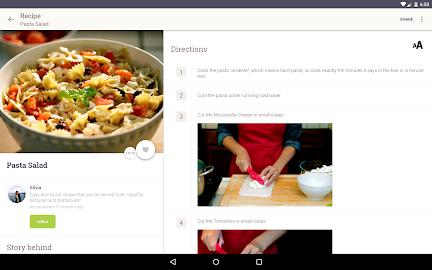 Allthecooks Recipes Screenshot 2