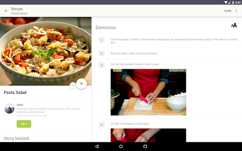 Allthecooks Recipes- screenshot thumbnail