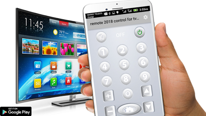 remote 2018 control for tv - all tv Android App Screenshot