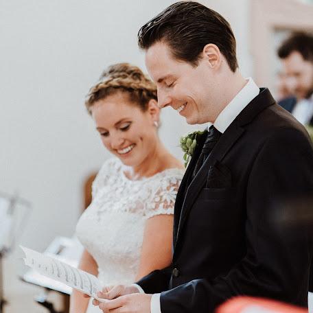Wedding photographer Jan Weber (janweber). Photo of 26.10.2017
