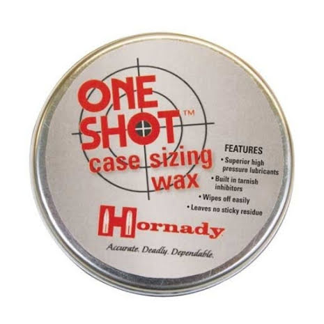 Hornady ONE SHOT Case sizing Wax