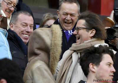 OFFICIEL !  Marc Coucke devient le nouveau président d'Anderlecht