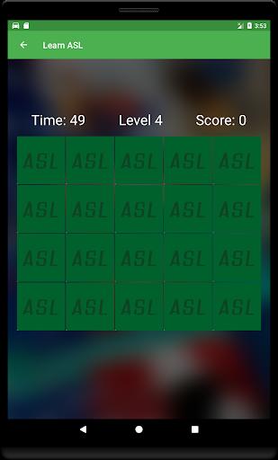 ASL American Sign Language  screenshots 7
