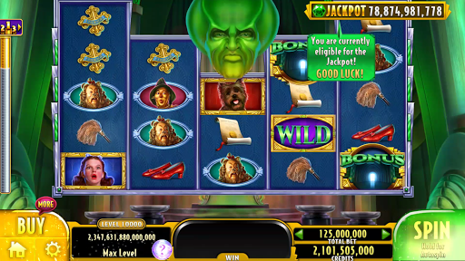 Wizard of Oz Free Slots Casino screenshot 6