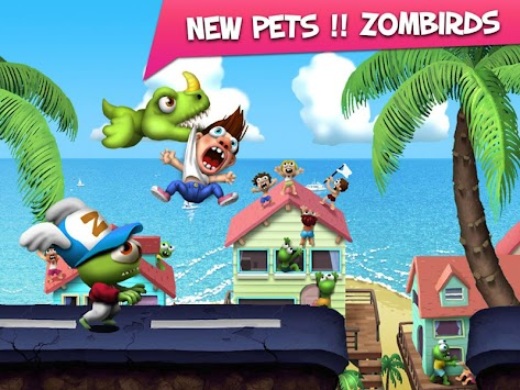 Zombie Tsunami apk screenshot