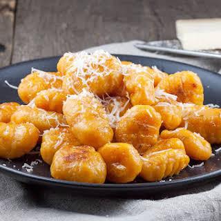 Pumpkin Gnocchi.