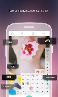 UCam-for Sweet selfie camera Screenshot