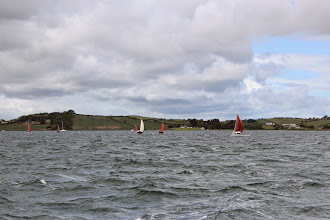 Photo: Drascombes in Strangford Lough