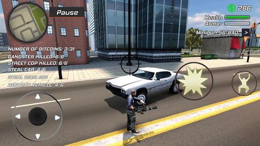 Grand Action Simulator - New York Car Gang  captures d'écran 5