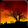 Премиум Scary Halloween Live Wallpaper временно бесплатно